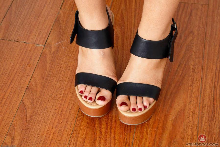 Jamie Marleigh Feet