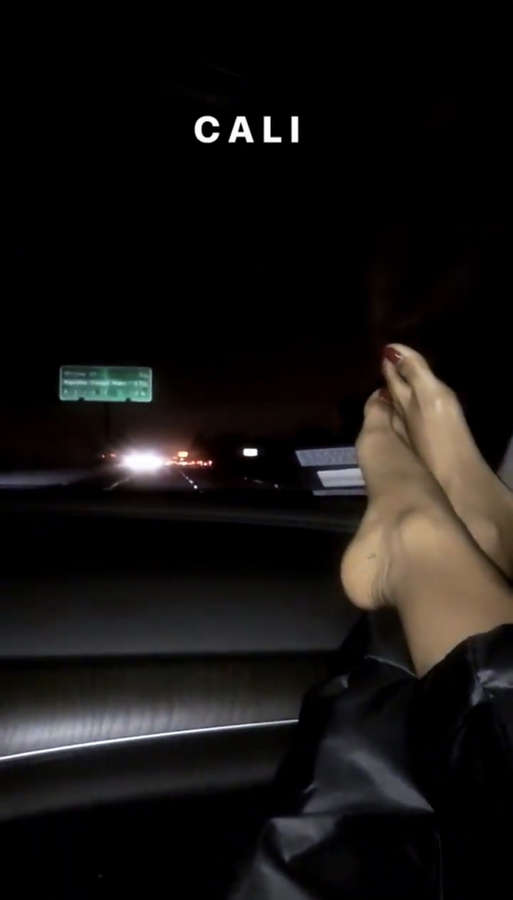 Rhyon Nicole Brown Feet