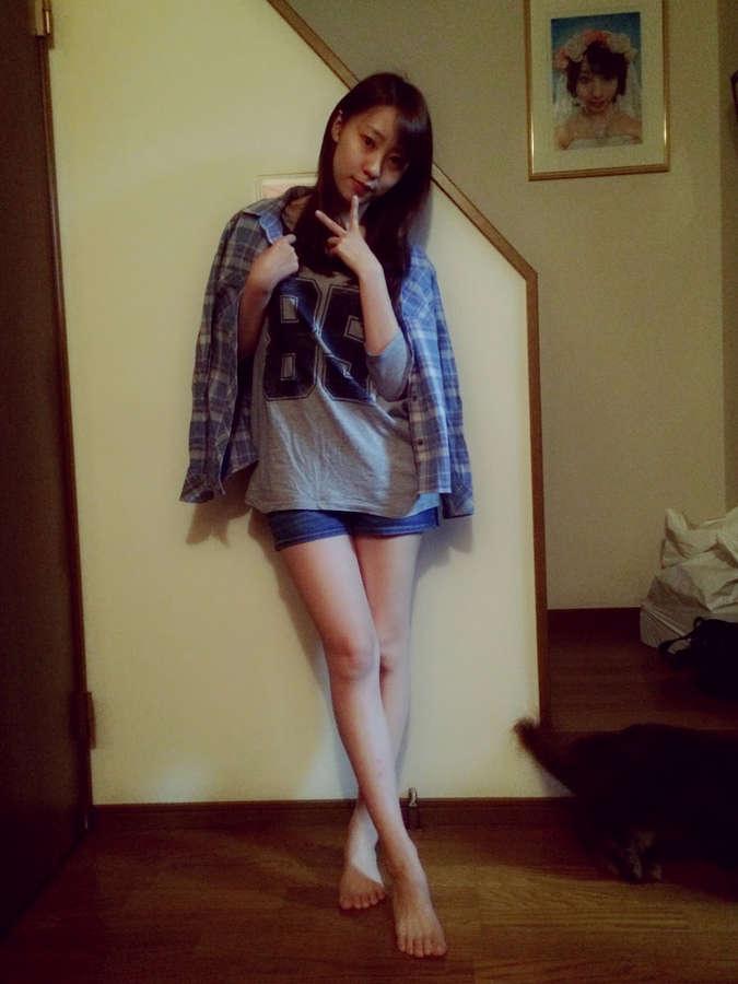 Reina Fujie Feet