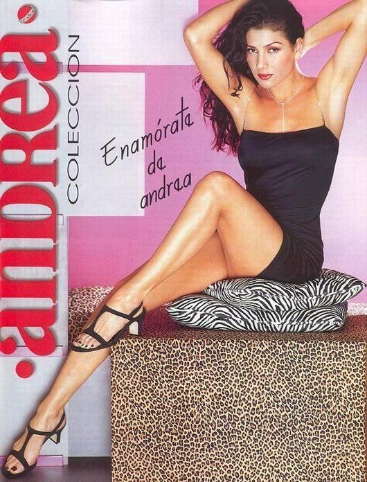 Patricia Manterola Feet