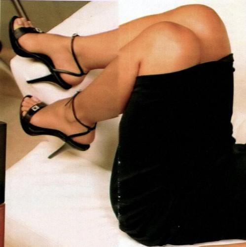 Sabrina Parlatore Feet