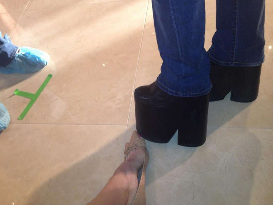 Nicole Steinwedell Feet