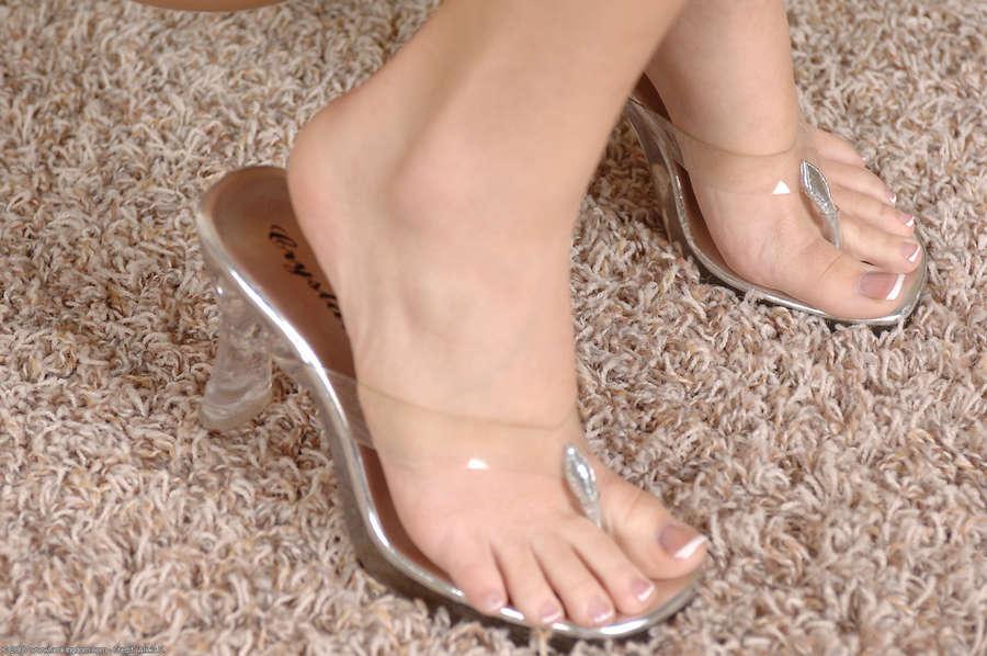 Julisa Delor Feet