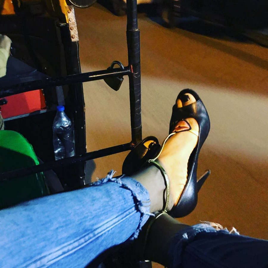 Anita Rani Feet