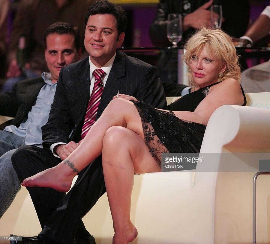 Courtney Love Feet