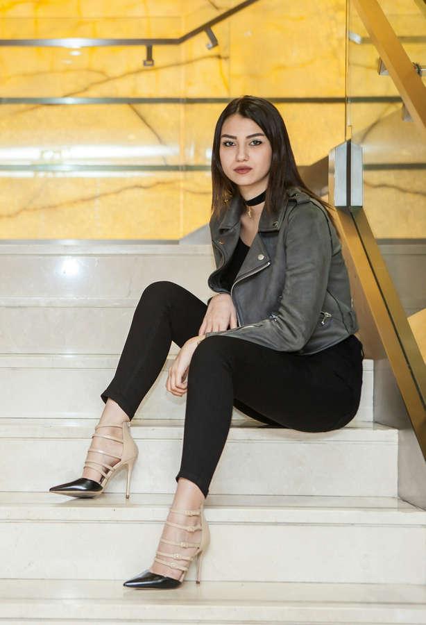 Aleyna Solaker Feet