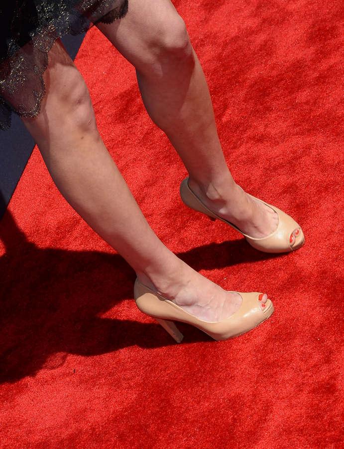 Aimee Teegarden Feet