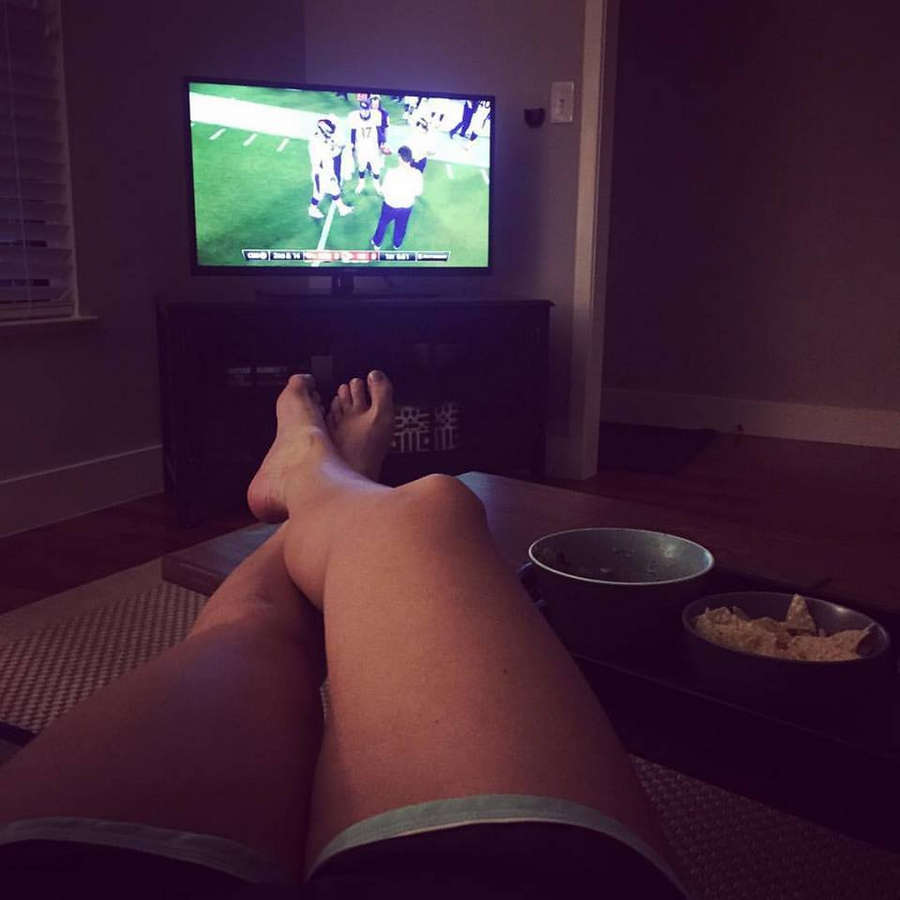 Jess Pryles Feet