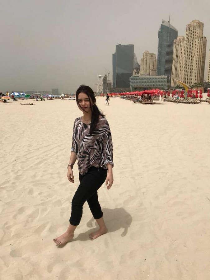 Misna Khalid Feet