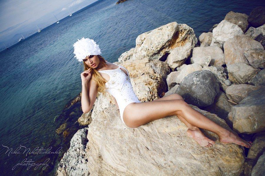 Alyona Vodonayeva Feet