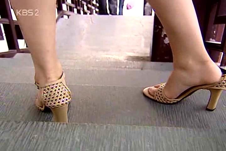 Hye Kyo Song Feet