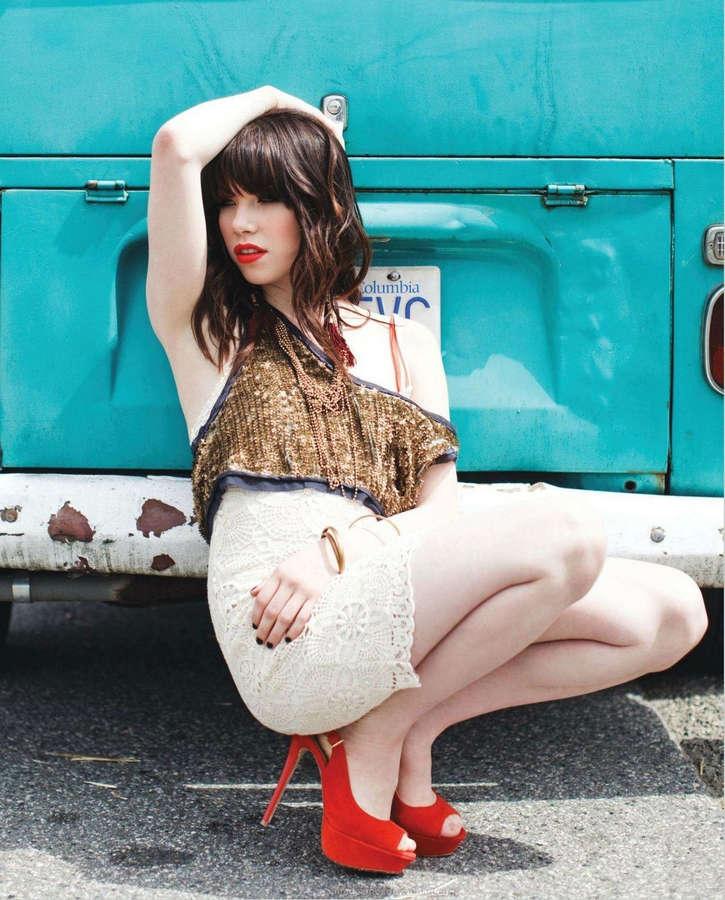 Carly Rae Jepsen Feet