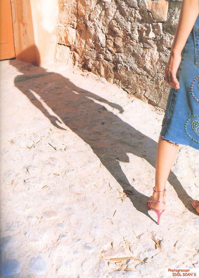 Takako Uehara Feet