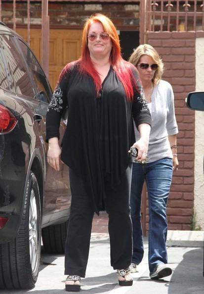 Wynonna Judd Feet