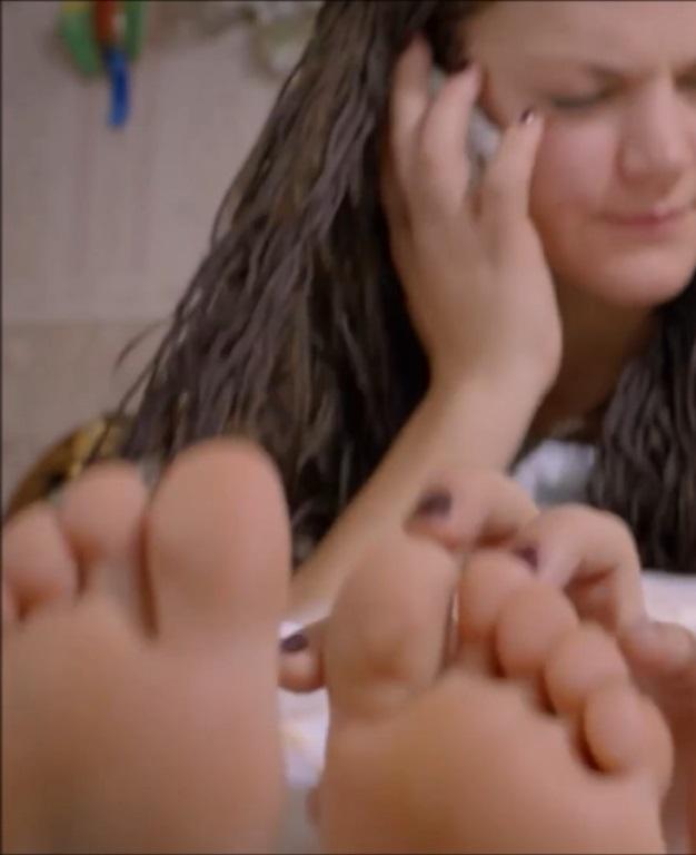 Anna Ukolova Feet