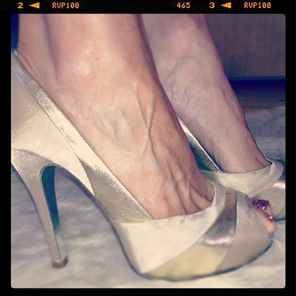 Cady McClain Feet