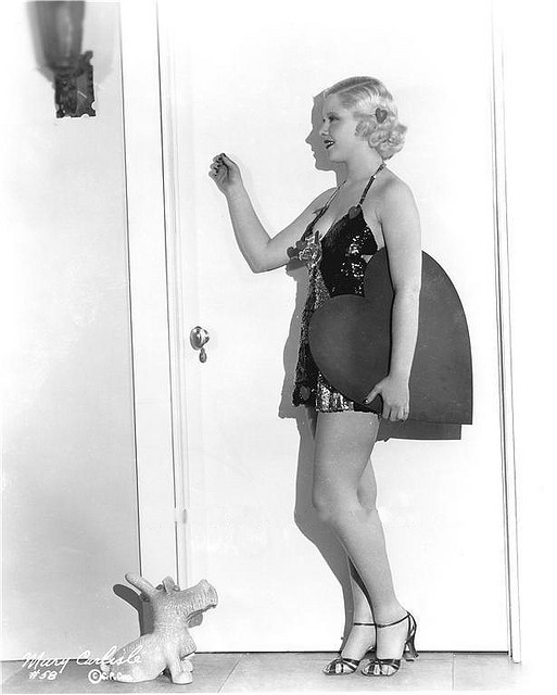 Mary Carlisle Feet