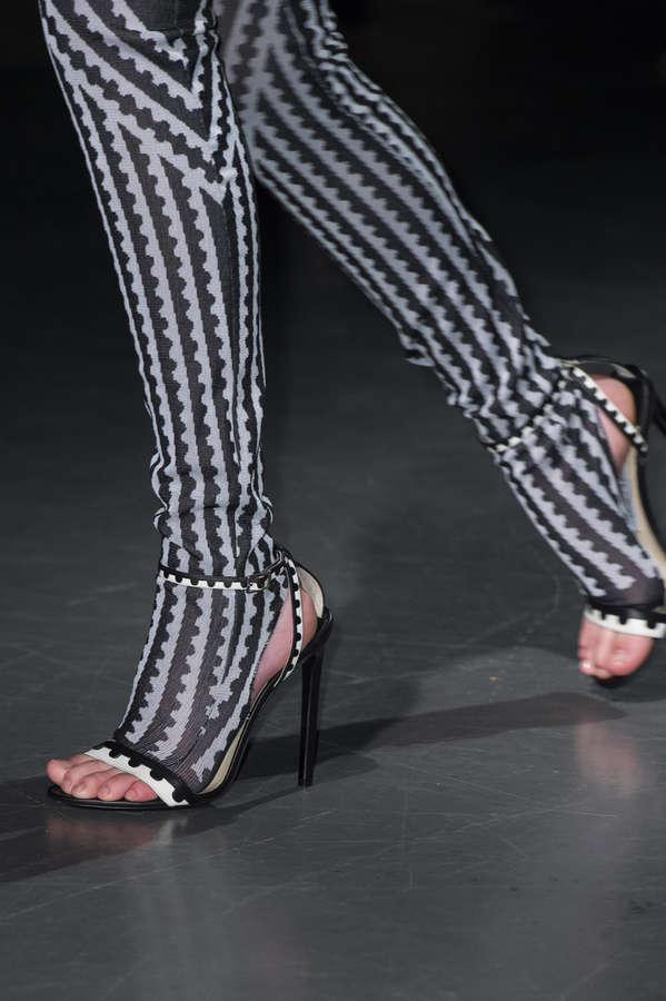 Alyssah Paccoud Feet