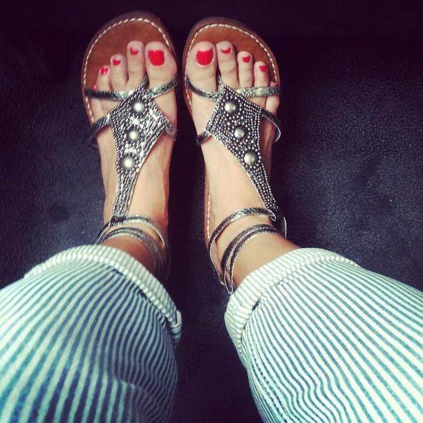 Christine Bibbo Herr Feet