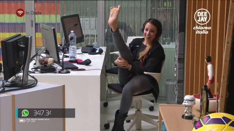 Alessandra Patitucci Feet