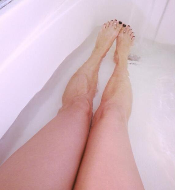 Aaliyah Love Feet
