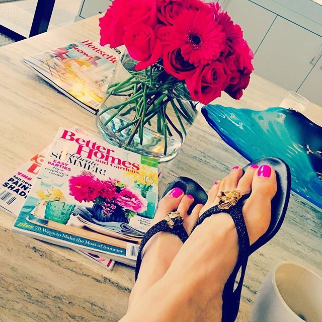 Moll Anderson Feet