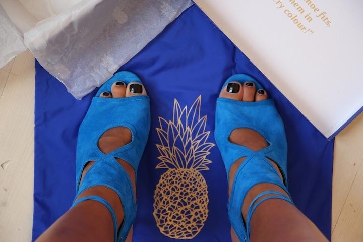 Marie Serneholt Feet