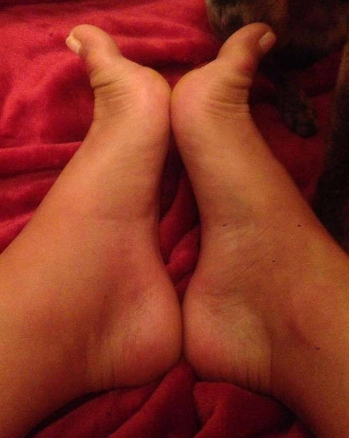 Miluse Bittnerova Feet