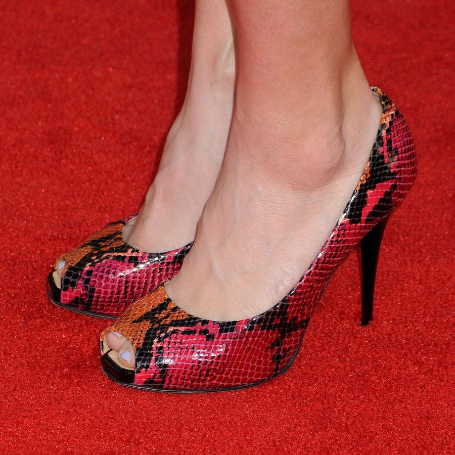 Alison Haislip Feet