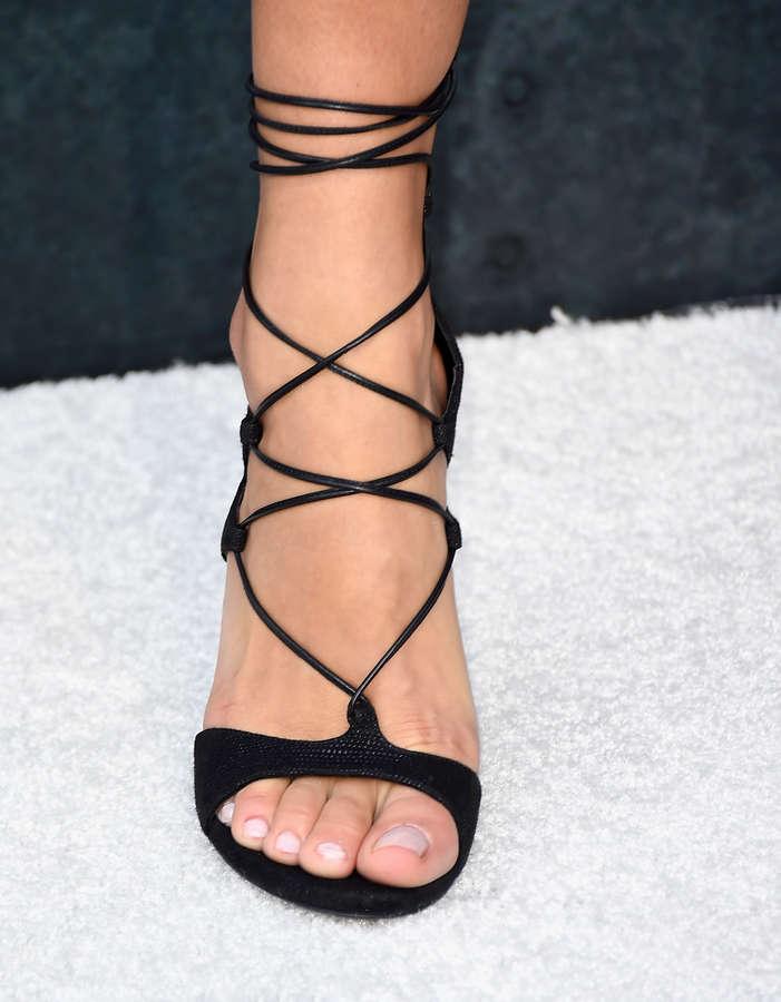 Hannah Davis Feet