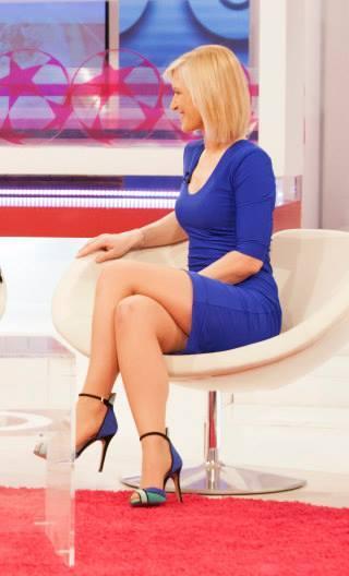 Ursula Tolj Feet