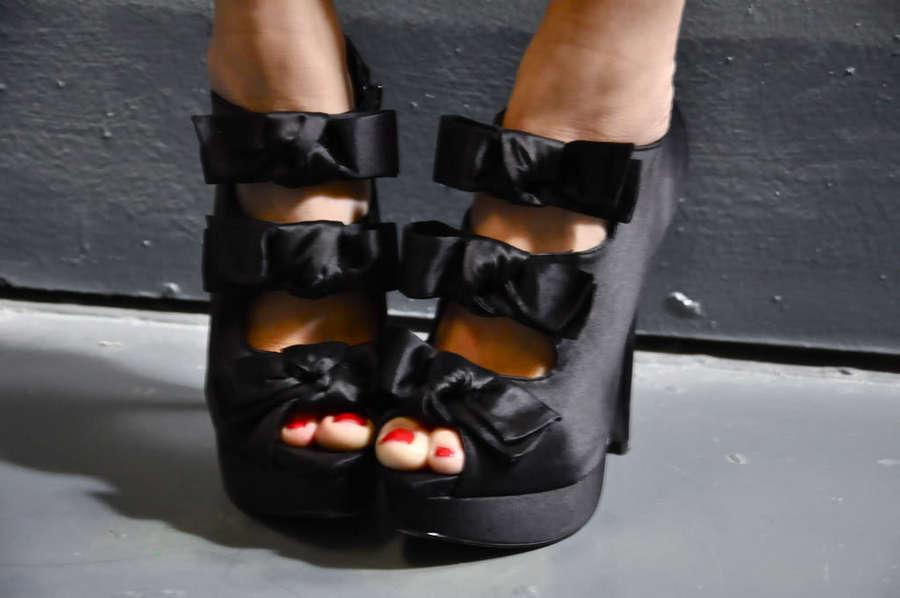 Arielle Nachmani Feet