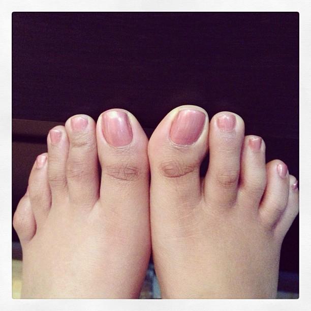 Bunthivy Nou Feet