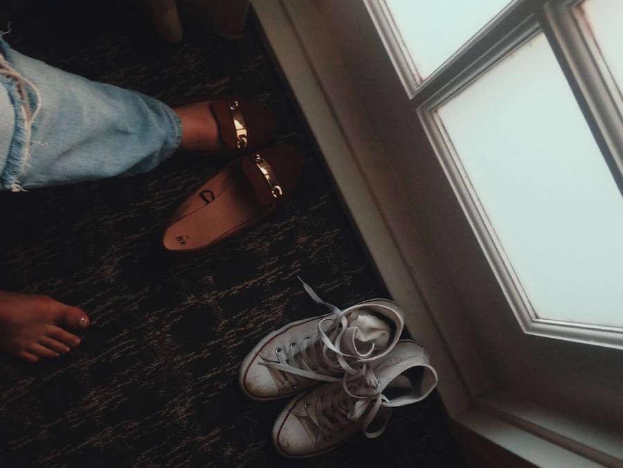 Grace Fulton Feet