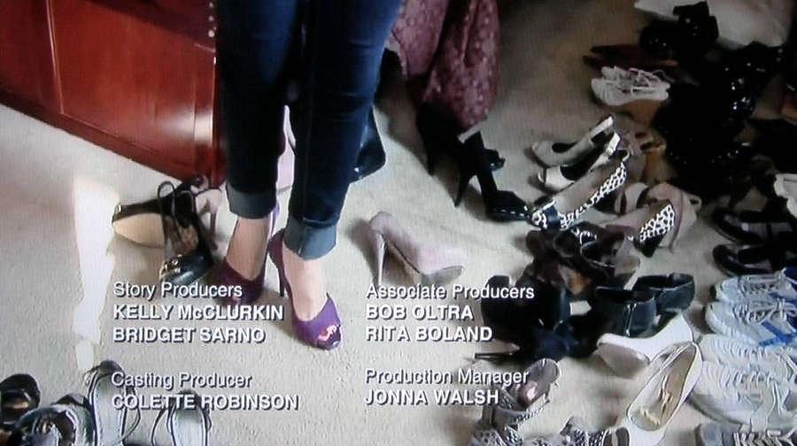 Rebeca Feet