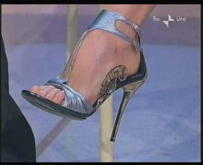 Matilde Brandi Feet