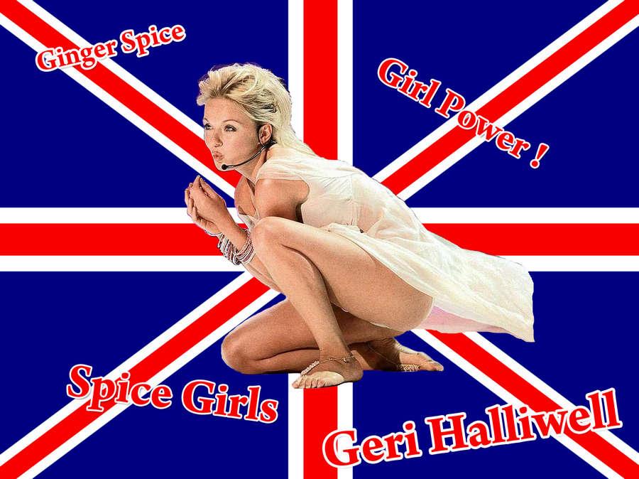 Geri Halliwell Feet