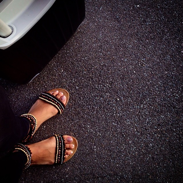Rikke Chili Ulstrup Rasmussen Feet