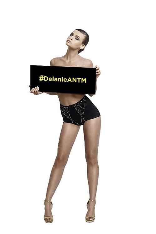 Delanie Dischert Feet
