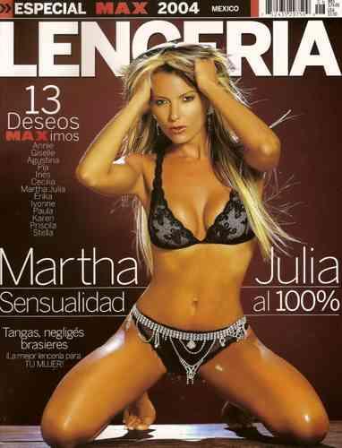 Martha Julia Feet