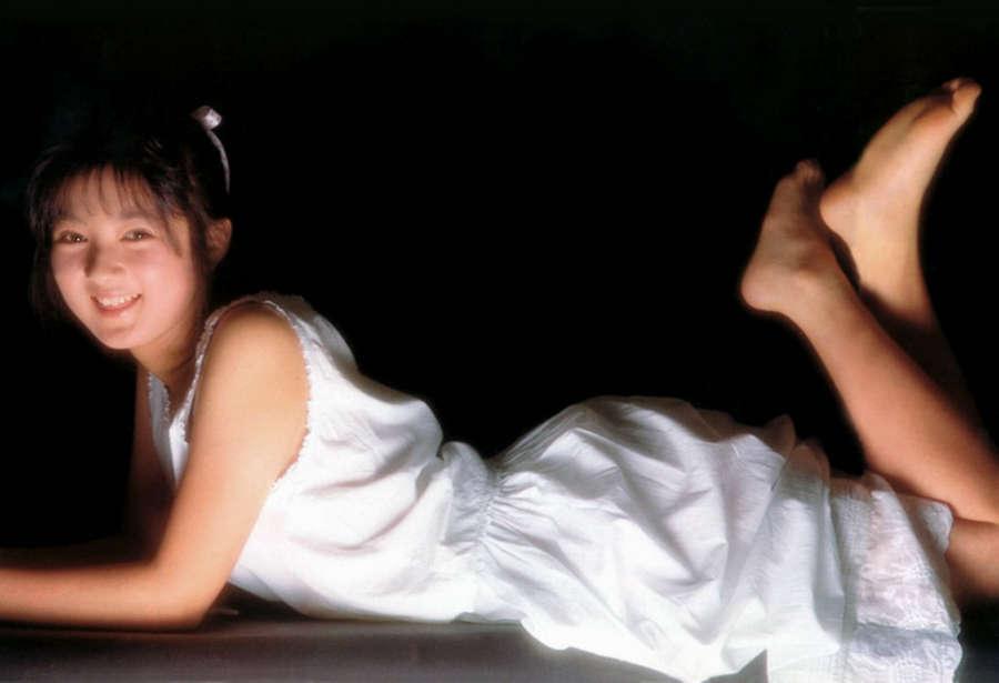 Rie Hatada Feet