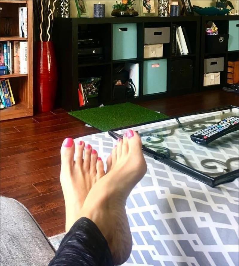 Jennifer ODell Feet