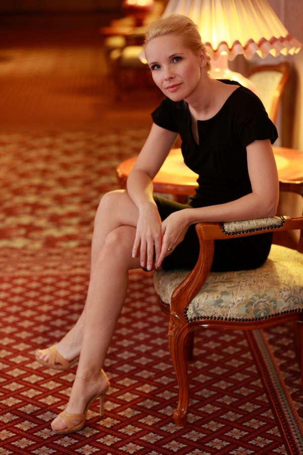 Sylvia Leifheit Feet