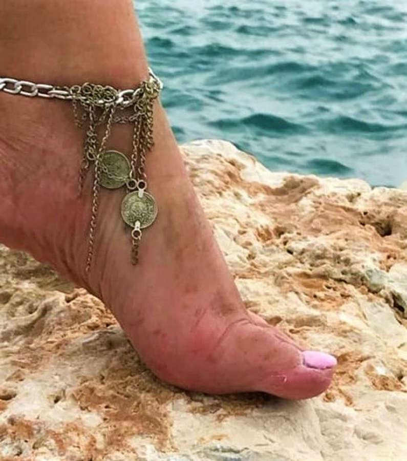 Zorana Pavic Feet
