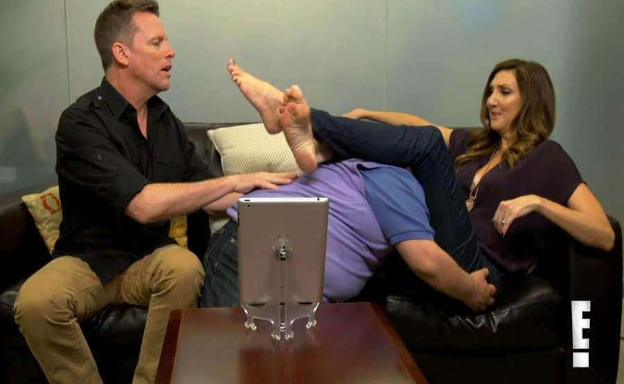 Heather McDonald Feet