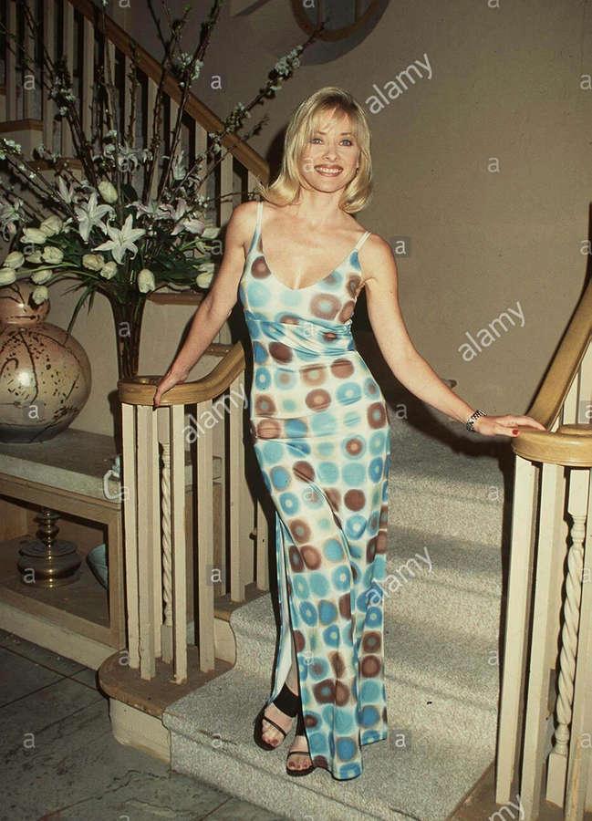 Barbara Crampton Feet