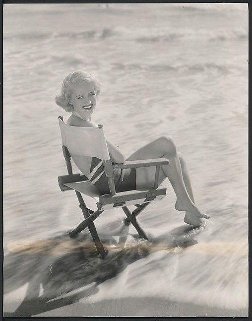 Bette Davis Feet