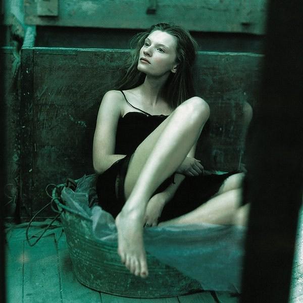 Agata Buzek Feet