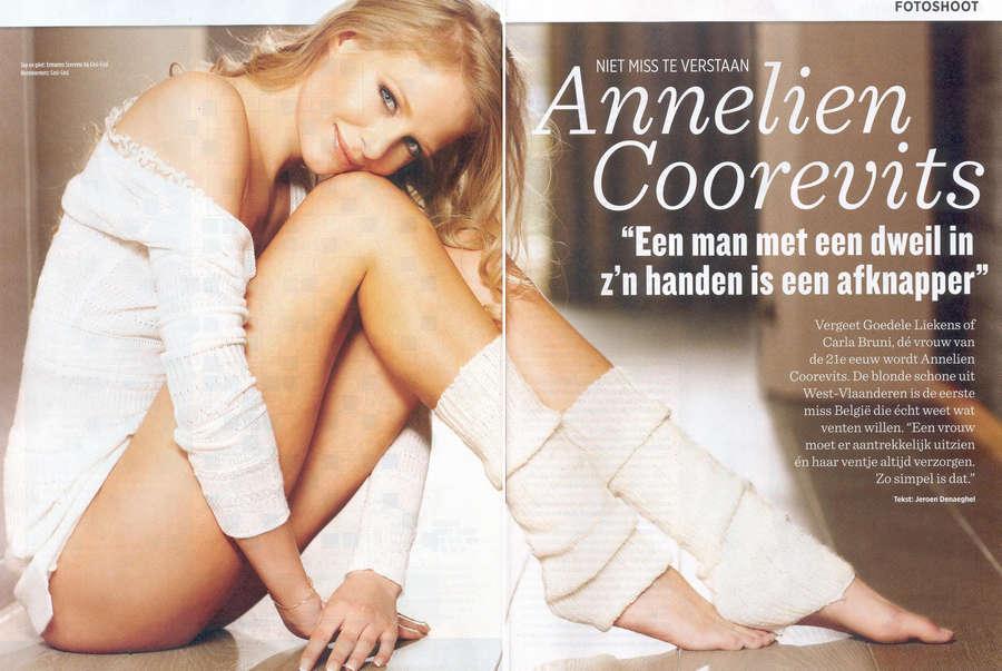 Annelien Coorevits Feet
