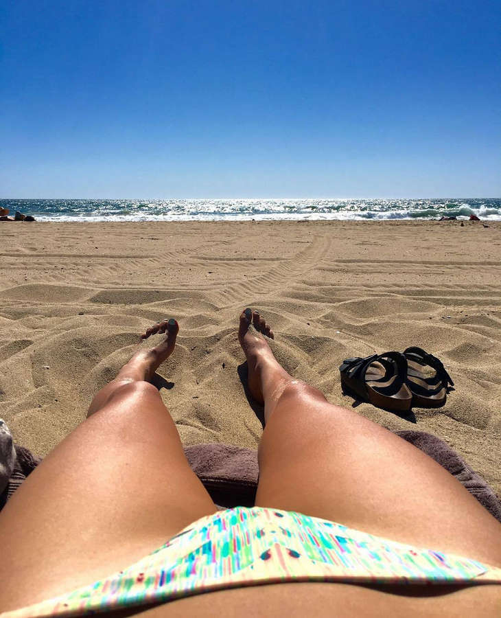 Erin Lim Feet